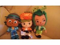 3 Disney Toys