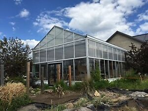 Greenhouse for Sale By Tender