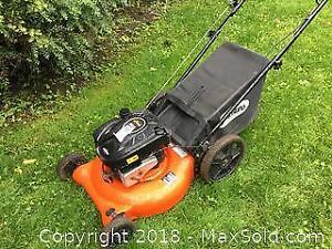 Gas Lawn Mower B