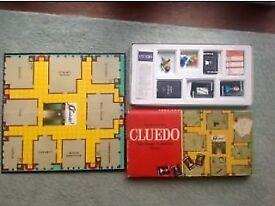 Cluedo Board Game by Waddingtons