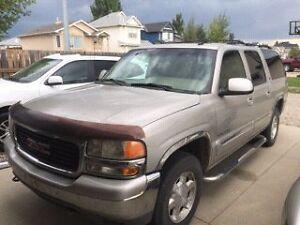 2004 gmc Yukon xl fully loaded family hauler