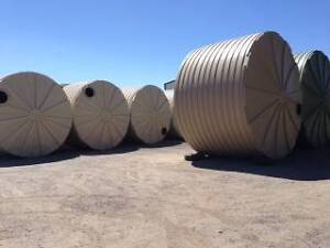 SALE!....FREE DELIVERY! - 15,000LT Poly Water Tanks, Sheds, Farm Murray Bridge Area Preview