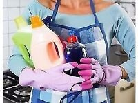 Do you need cleaner/ironer? 07773933051
