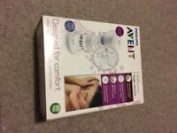 Philips Avent Single Electric Breast Pump - Like New