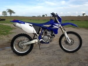 FOR SALE: 2006 Yamaha WR450F