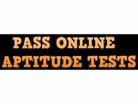 GUARANTEED PASS FOR ONLINE REASONING TESTS CLASS. CONFIDENTIAL HELP ON: NUMERICAL/LOGICAL/VERBAL ETC