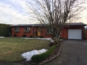 Charming 3 Bedroom Bungalow at Chilliwack, BC