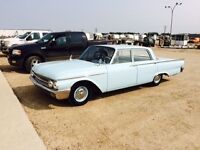 1961 Ford Fairlane 2nd owner