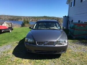 2006 Volvo S80 AWD 2.5L Turbo