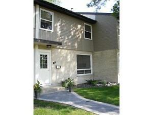 Privately Nestled on Quiet location Condo/Town Home