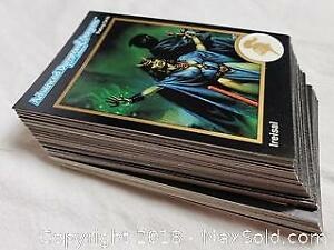 Dungeons And Dragons Trading Card Lot