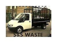 Rubbish removals tyneside house garden garage shed rubble light demolition no job to big or small
