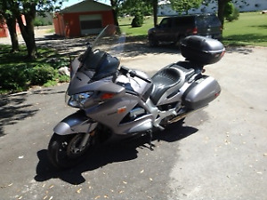 ST 1300 motorcycle 2004