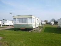 Caravan for hire Skegness