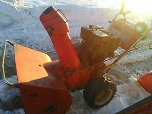 10 Hp Snowblower
