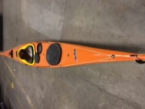 Cetus LV - P&H - Sea Kayak for a Small Paddler