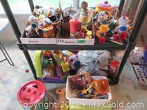 Baby Toys And Games A