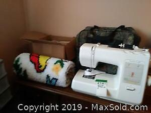 Sewing Machine A