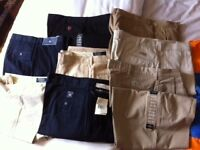 Ralph Lauren Trousers 19 pairs - Job lot