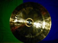 1x 16inch Thomann China Cymbal, barely used!
