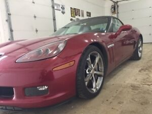 2012 Chevrolet Corvette GRAND SPORT Coupe (2 door) 4lt Leather