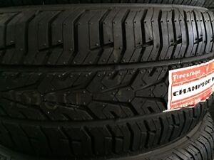 2 NEW FIRESTONE CHAMPION HR 205/50R16 87H Tires  205 50 16