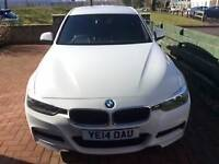 BMW 3 Series 318D M Sport (2014) with Full BMW Service Hiistory