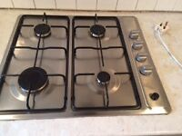 Stoves Stainless Steal ST SGH600VE Hob -