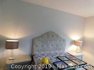 Pair of Table Lamps A