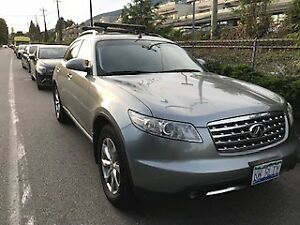 Infiniti fx35 for sale (SUV - all wheel drive & loaded)
