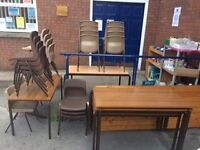 Children's Tables & Chairs - Individually priced