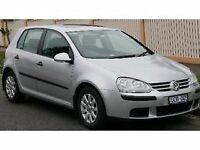 2004-2009 Volkswagen Golf 1.9tdi dismantling for spares Dash, alloys, interior