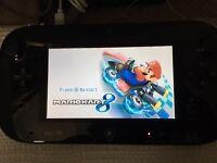 Wii u 32gb premium pack with mariokart 8.