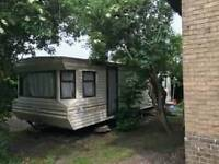 Static caravan for rent in Girton , cambs