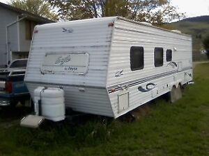 264 EAGLE BY JAYCO 26' TRAVEL OR PARK MODEL TRAILER