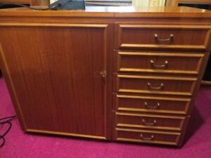 repaired Horn sewing cabinet with functioning hydraulic lift Camp Hill Brisbane South East Preview