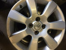Set of 4 Vauxhall Alloys for Sale