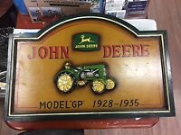 John Deere Sign Ottawa Ottawa / Gatineau Area Preview