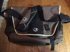 Bagman laptop messenger bag