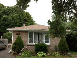 Available Jan 1st - 2 bedroom apt in North End of Peterborough