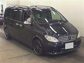 MERCEDES VIANO 3.2 AUTOMATIC AMBIENTE BRABUS KIT * 7 LEATHER SEATS * 50000 MILES