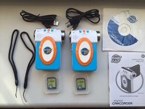 2 Flip Cameras - Great for Kids!
