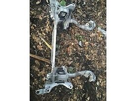 audi a4 b8 non sline 2.0 tdi ali subframe for sale or fitted call parts thanks