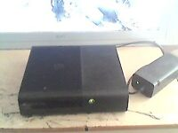 Boxed Xbox 360 250gb 12 games 3 controllers all leads and battery charger