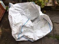 HIPPO BAGS/ 1 ton RUBBLE BAG