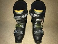 Mens Salomon Ski Boots Size 9