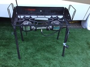Camp Chef Double Burner Cooking System