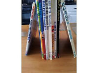 I HAVE SOME BLUE PETER ANNUALS FOR SALE FOR THOSE THAT ARE INTERESTED IN THE WORLD FAMOUS SHOW