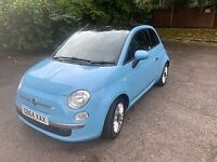 Fiat, 500, Lounge Exceptionally Low Mileage Brand New MOT