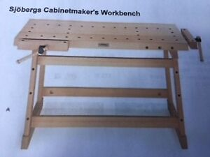 For Sale - Brand new in the box Sjoberg Cabinetmakers Workbench